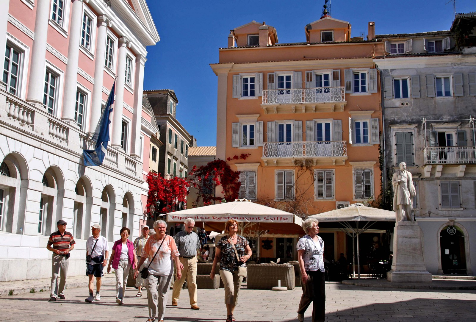 Corfu Town; city tour