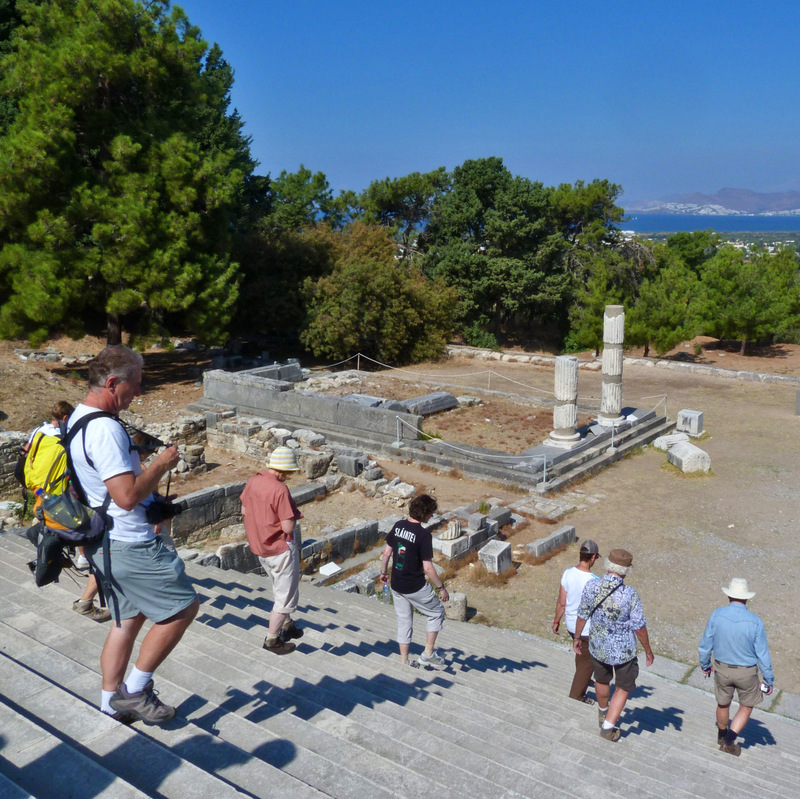 Kos; Sanctuary of Asklepios