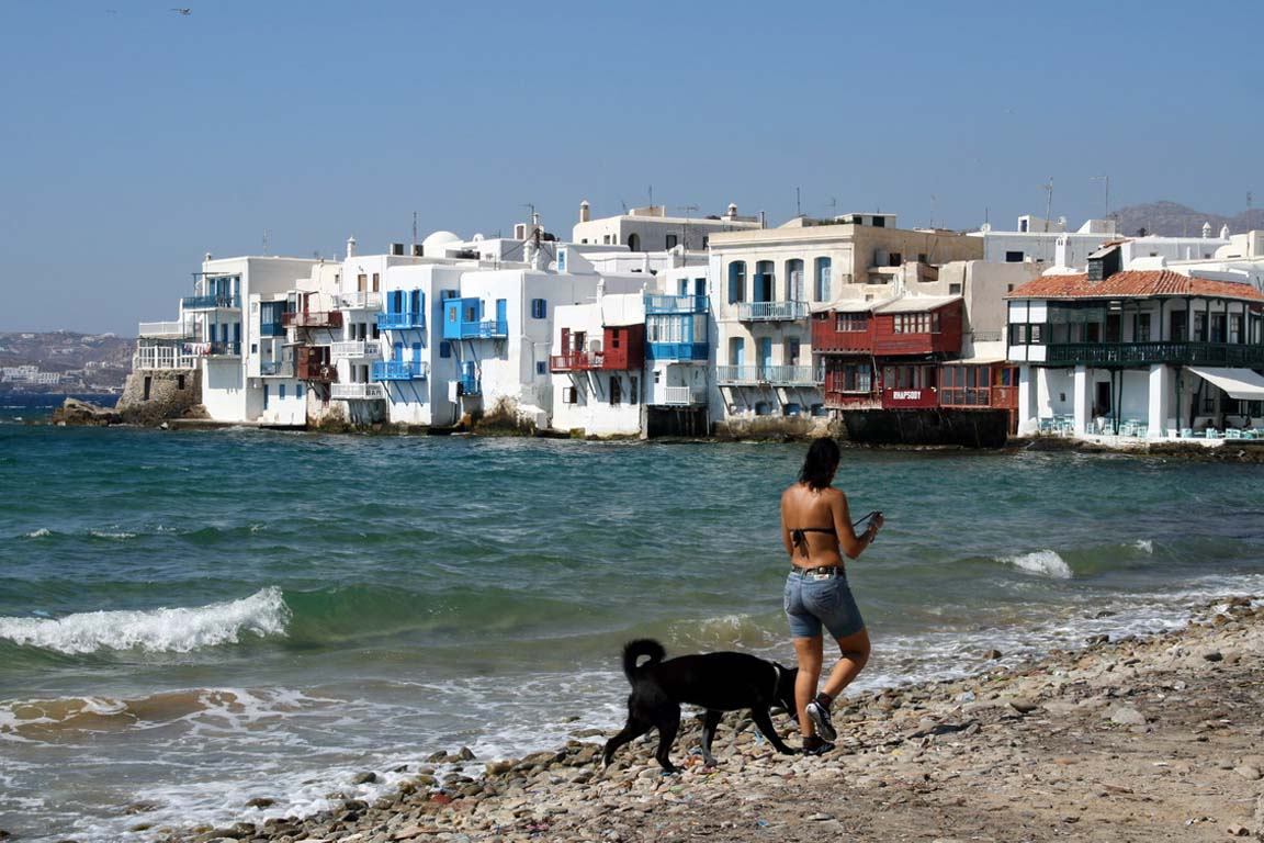 Mykonos; Little Venice