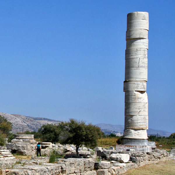 Samos; Sanctuary of Hera