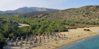Est Crete; Beach of Vai